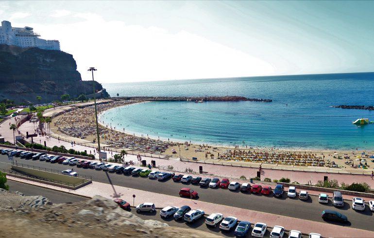 Strand, Gran Canaria