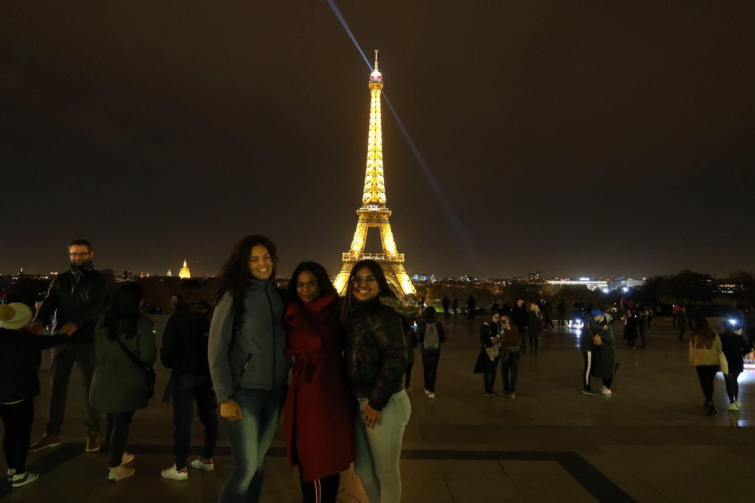 Fariel in Parijs