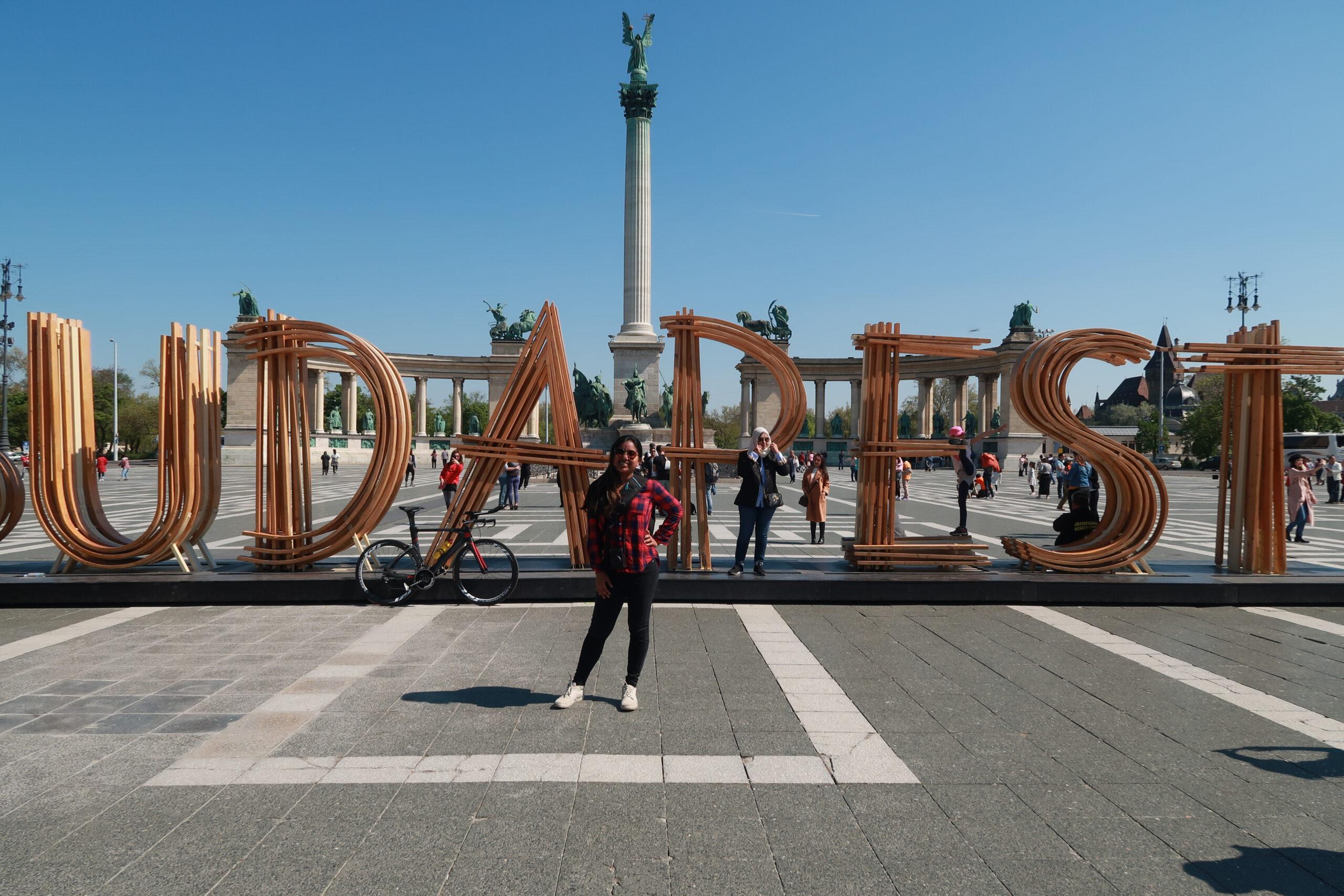 Fariel in Budapest