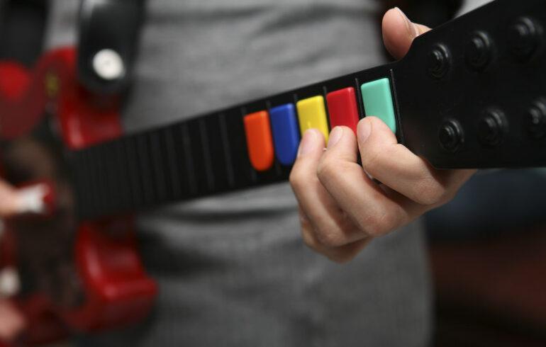 guitarhero game