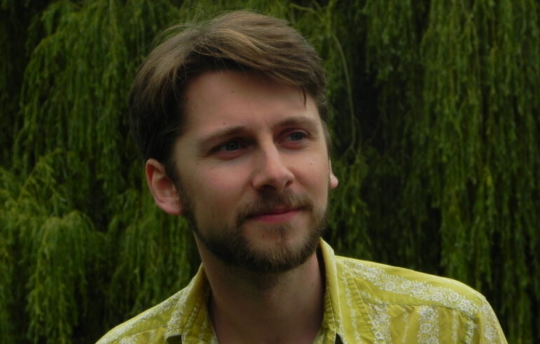 Muziek en Media docent, Michiel Kamp